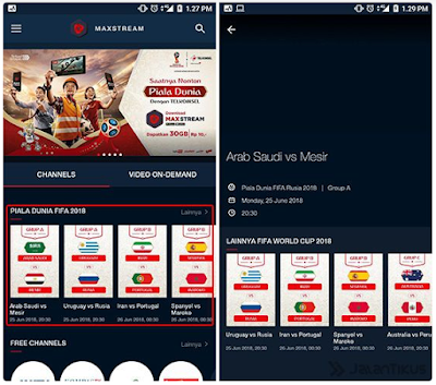 Nonton Piala Dunia 2018 Rusia: Live Streaming Perancis vs Kroasia