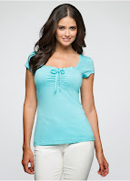 Bluza cu mâneci ½ (bonprix)