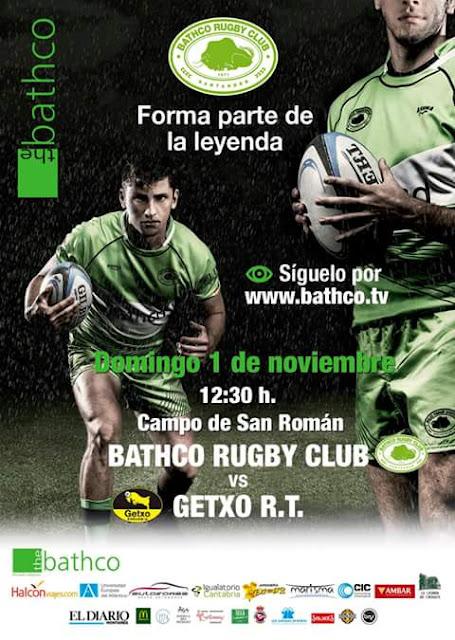 Bathco Rugby Club VS Getxo R.T.