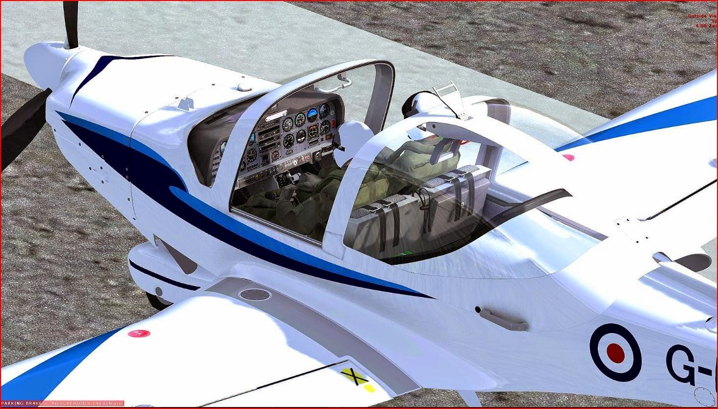 South West Flight Simulation: APRIL Newsletter