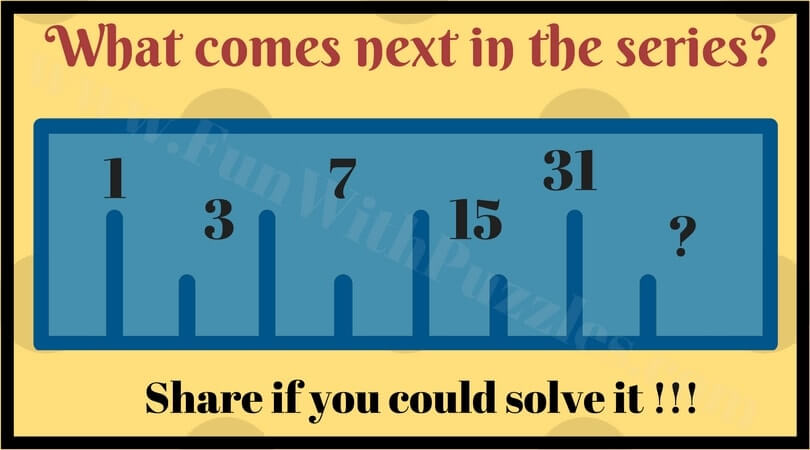 Non Verbal Reasoning Test with Answers - Fun With Puzzles