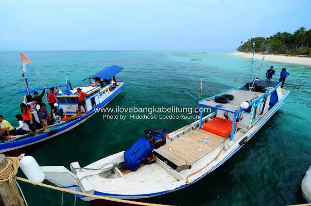 Pulau Katawai Koba Bangka Tengah Propinsi Bangka Belitung - Kekayaan wisata bahari indonesia