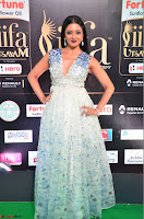 Vimala Raman in Spicy Deep Neck Sleeveless Dress at IIFA Utsavam Awards 2017  Day 2 at  43.JPG