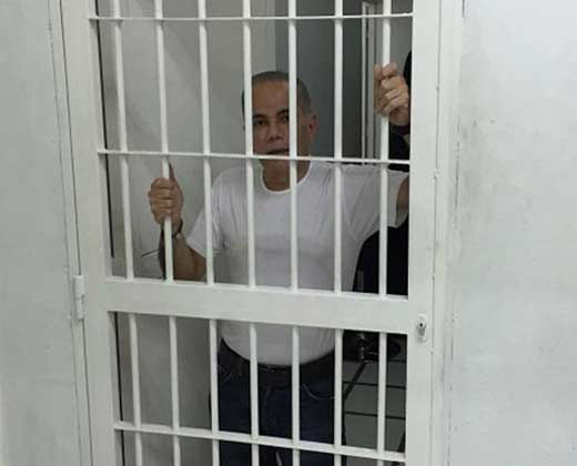 Manuel Rosales lleva ocho meses detenido sin conocer fecha de juicio