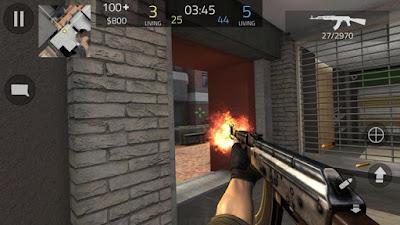 Download Forward Assault Mod (Unlimited Ammo) v1.1013 Offline & Online