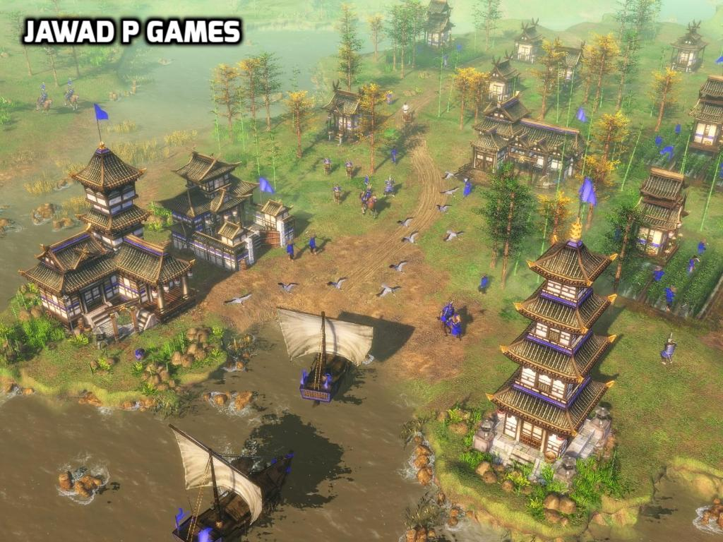 free download age of empires 3 full version highly compressed