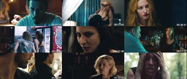 Kiss of the Damned (2012) DVDRip Latino