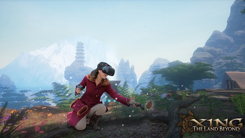 XING: The Land Beyond Story