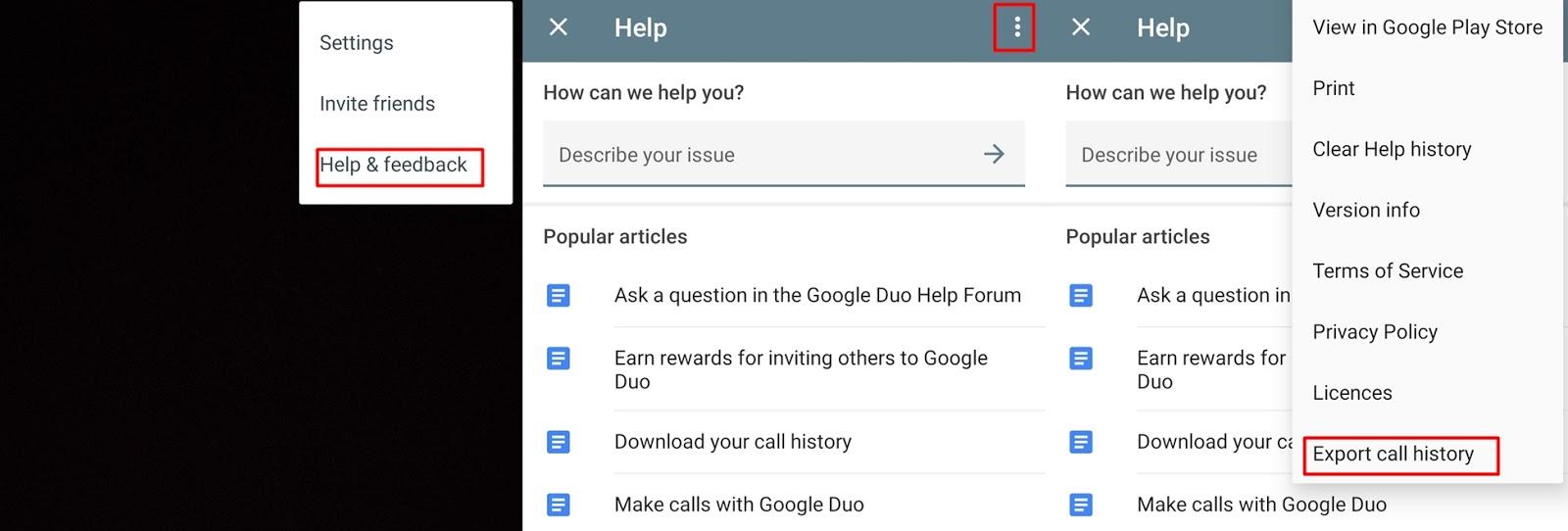 أفضل نصائح Google Duo هناك أكثر من مجرد اتصال فيديو Ar