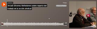 Katakrak: audio charla Arcadi Oliveres