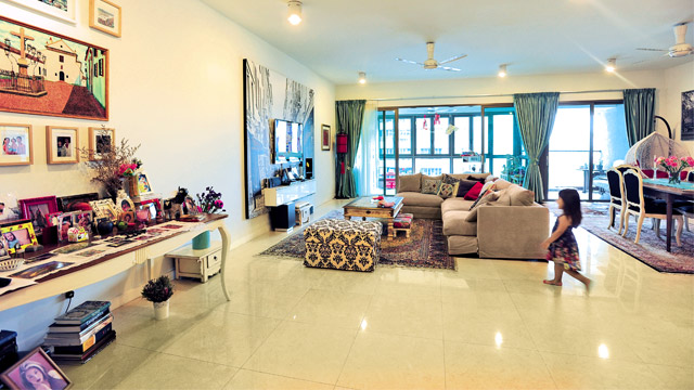 What is the life of Jackie Forster After Living Showbiz. Look at Her Spacious Condo in Malaysia