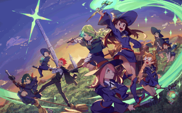 Daftar Anime Fantasy School Terbaik