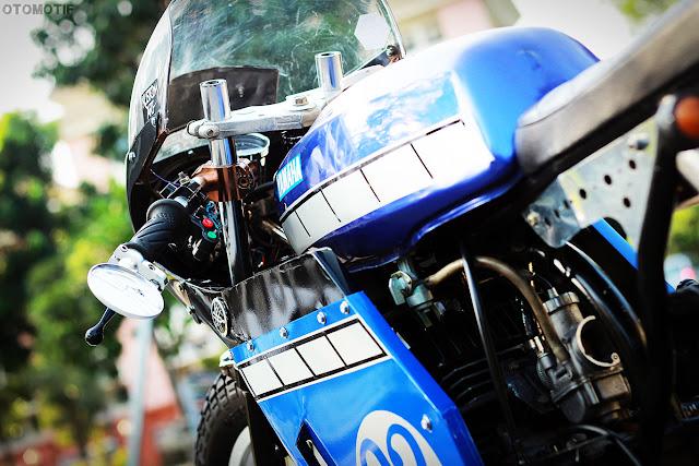 Teguh Setiawan's Yamaha RX-K 135 7