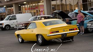 Chevrolet Camaro Dragster