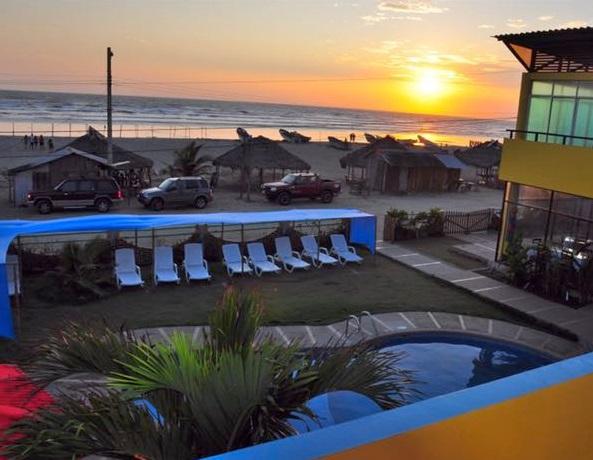 Hotel en canoa Manabí - Hotel Canoa´s Wonderland