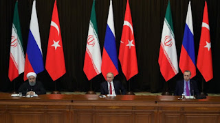"""Τι σκέφτεται το """"διαβολικό"""" μυαλό του Πούτιν; Η γεωστρατηγική της Ρωσίας στη Μεσόγειο"""