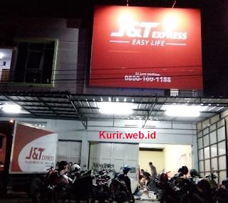 alamat agen J&T Express di Tasikmalaya.