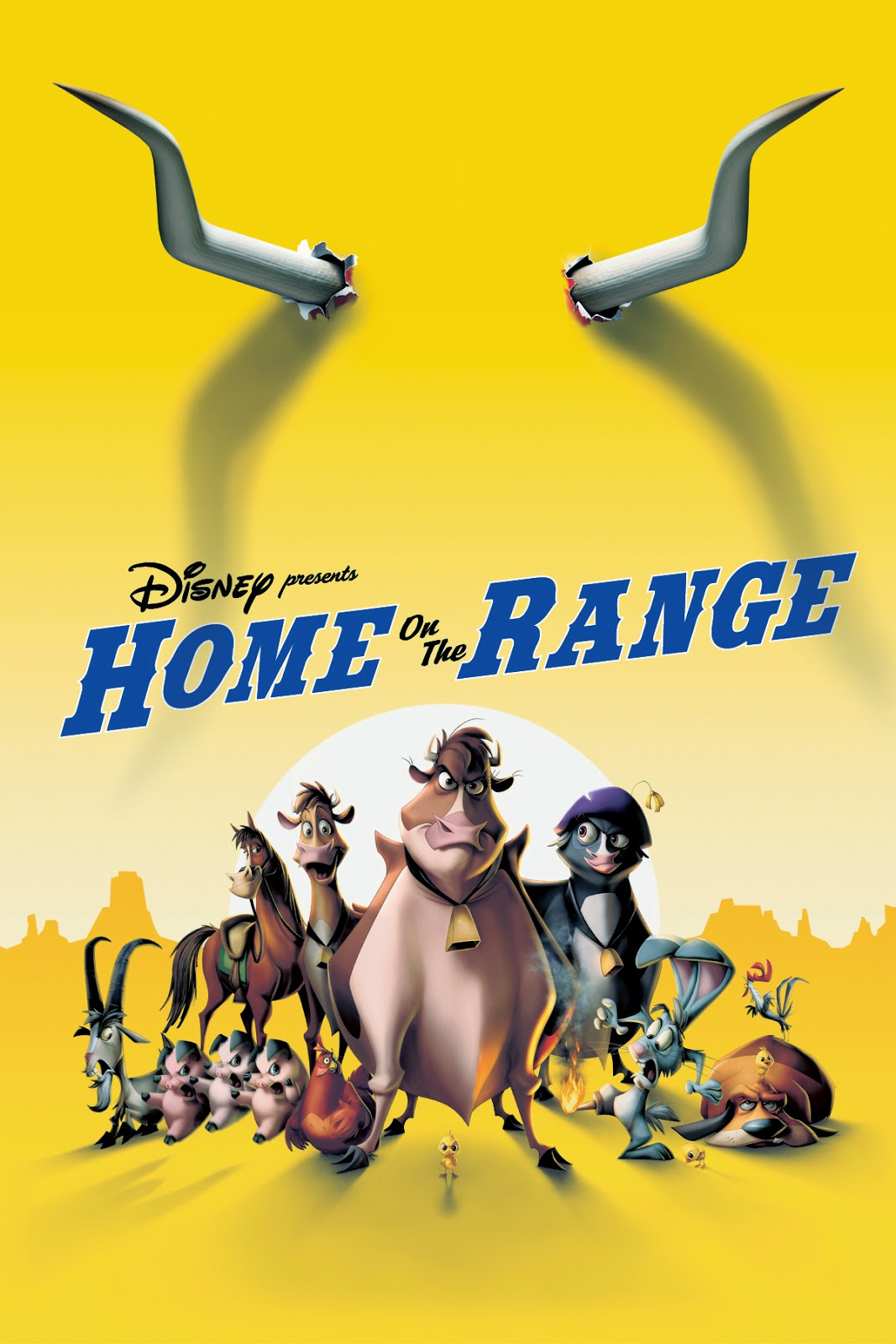 Watch Home on the Range (2004) Online For Free Full Movie English Stream