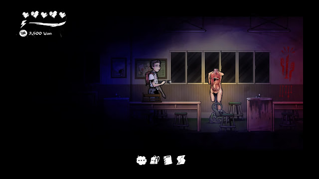 Horror game on Nintendo Switch