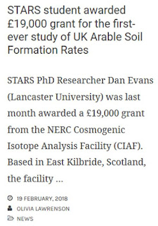 http://wp.lancs.ac.uk/stars/2018/stars-student-awarded-19000-grant-for-the-first-ever-study-of-uk-arable-soil-formation-rates/