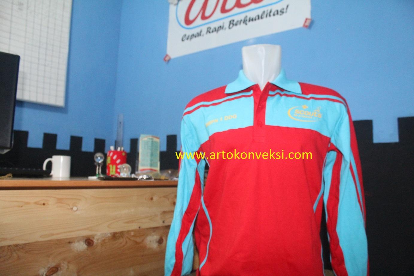 Terima Pesanan Buat Bikin Polo Kaos Pique Lacoste Cvc Arto Shirt Kerah Bahan Tebal