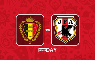 Belgium vs Japan – Highlights & All Goals