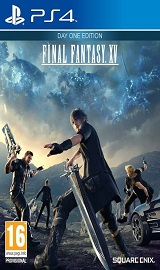 46a6944cd139e6ba6f149480d831d95491aeac1d - Final Fantasy XV PS4 PKG