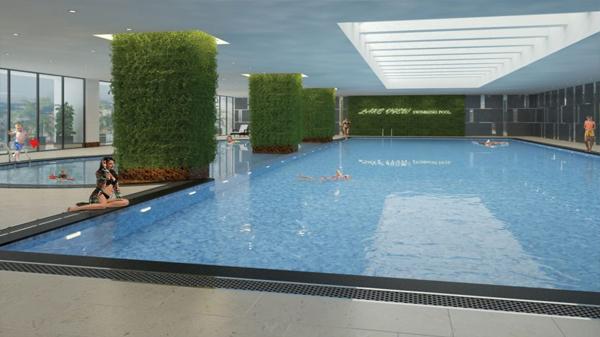 bể bơi Chung cư Epic`s Home 43 Phạm Văn Đồng