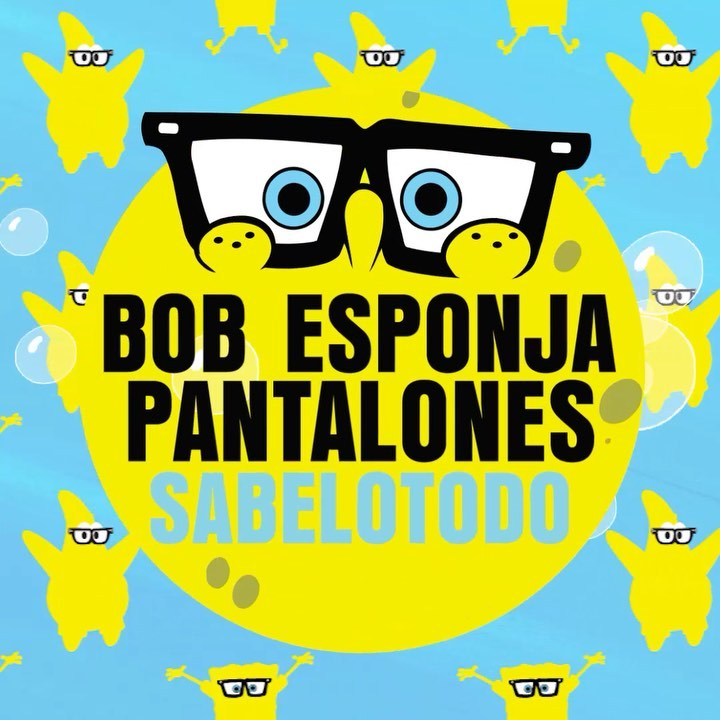 Nickalive Nickelodeon Latin America To Debut Bob Esponja Pantalones Sabelotodo Game Show On Saturday 30th November 2019
