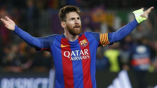Lionel Messi đạt danh hiệu cầu thủ hay nhất La liga.