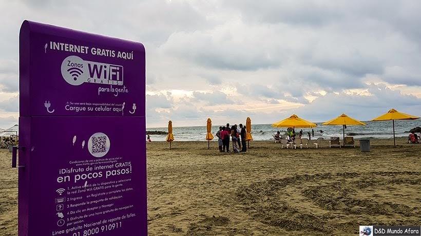 Praia de Bocagrande - O que fazer em Cartagena, Colômbia