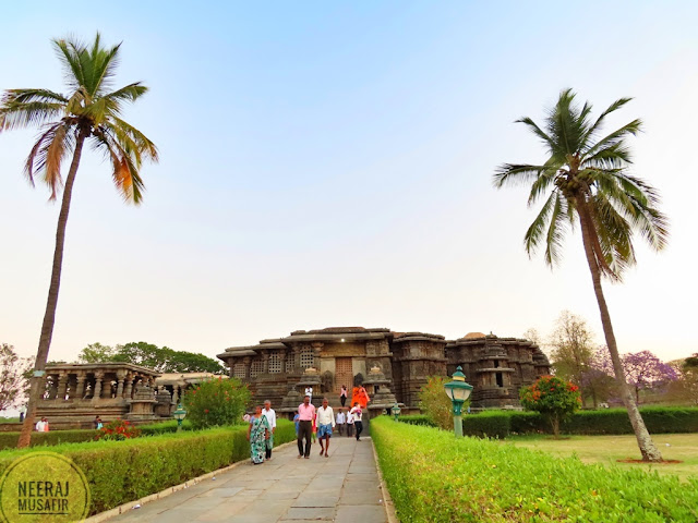 Halebeedu Temple Timing