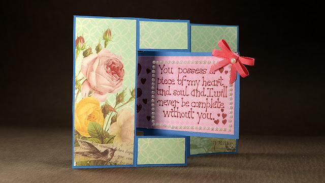 DIY Valentine Day Card