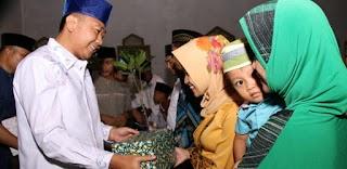 Pemkab Lampung Utara: Safari Ramadhan di Masjid Al-Hidayah