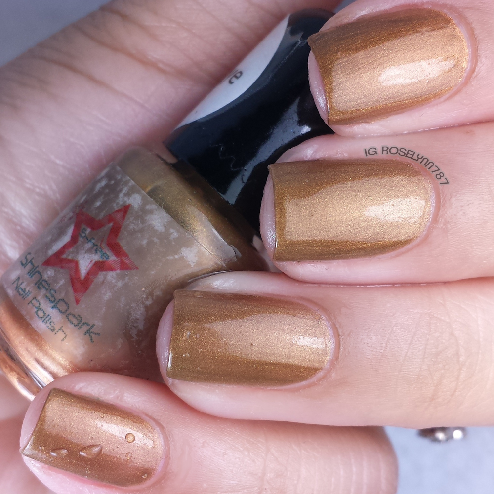 Shine Spark Polish - Tiger Eye