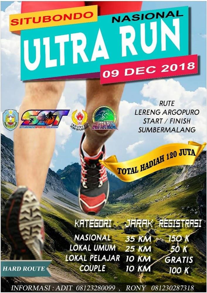 Situbondo Ultra Run • 2018
