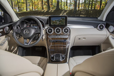Interior Mercedes Benz GLC