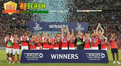 Main Meyakinkan, Arsenal Juarai Barclays Asia - AFBCASH.COM