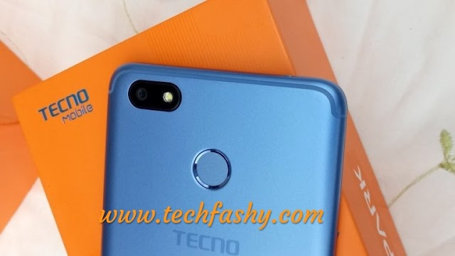 "Tecno Spark 2 Coming with 6""inch And Face Unlock"