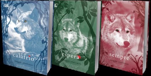 Resultado de imagem para série os lobos de mercy falls nova edição