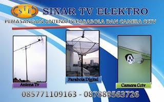 Sebuah Toko Pemasangan Antena Tv Citra Permata Mas Bekasi | 0878 8956 3726