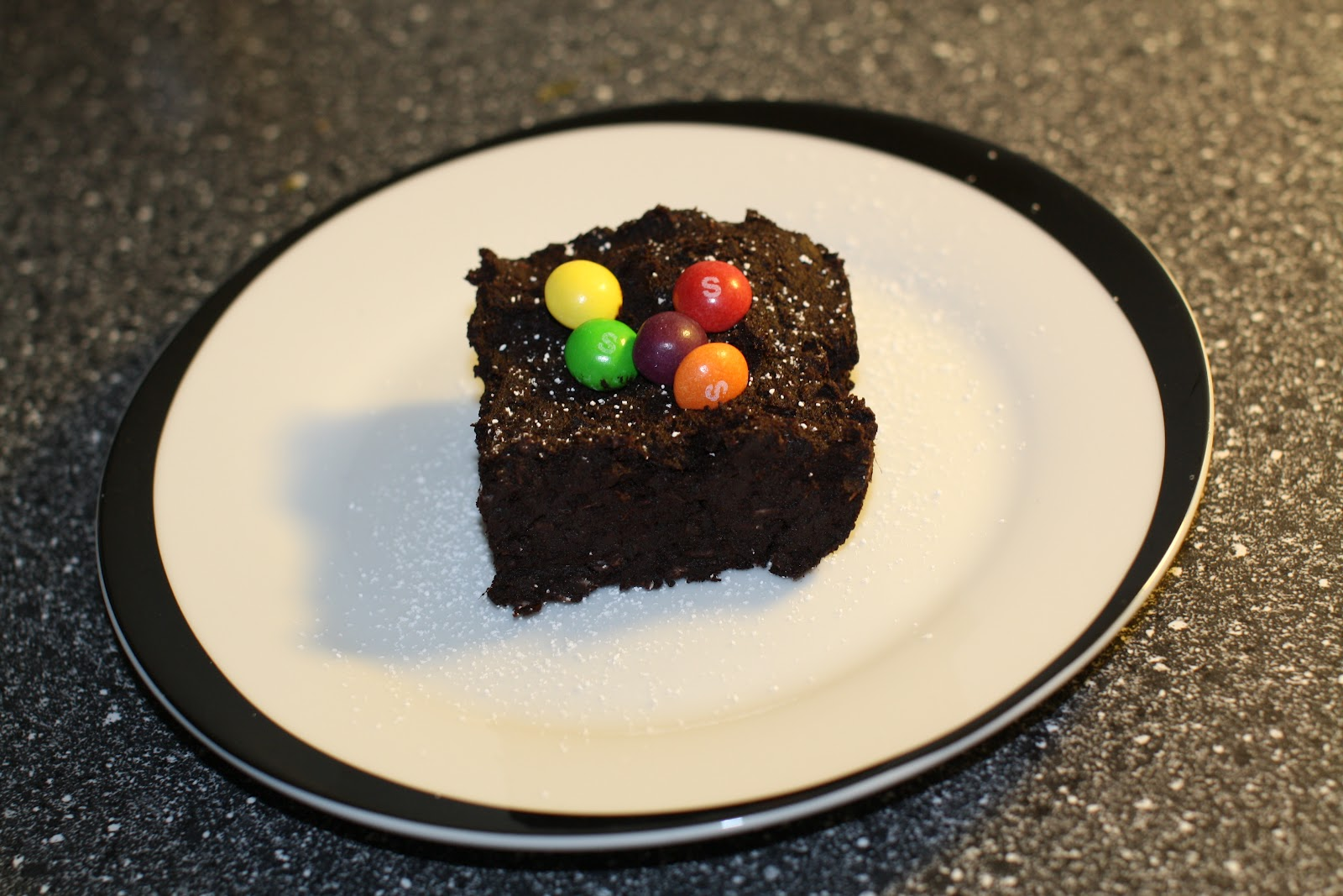 Berdin's Køkken: Stenalderkage - Brownie