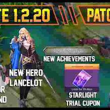 Update Terbaru Mobile Legend Patch Notes 1.2.20