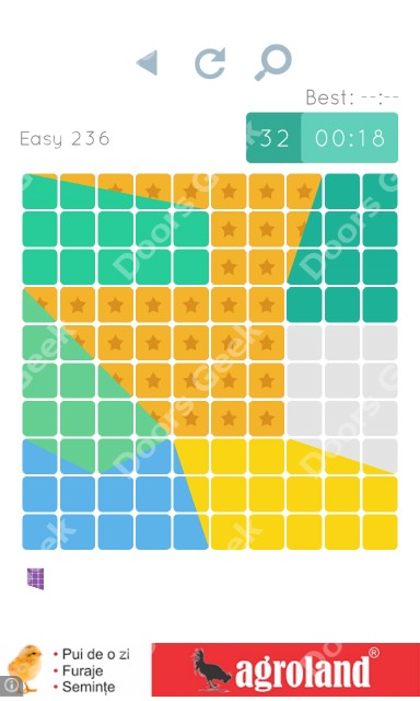 Cheats, Walkthrough for Blocks and Shapes Level 236