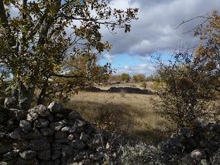 Collado de acceso a La Cava