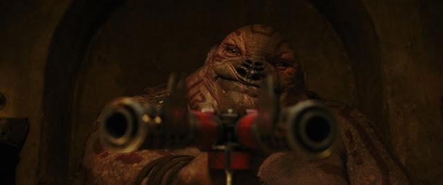 Otras criaturas fantásticas en la película Valerian y la ciudad de los mil planetas ha sido dirigida por Luc Besson