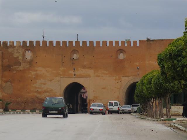Recinto amurallado de Meknes