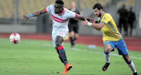 الزمالك يتأهل إلى كأس مصر بعد فوزه برباعية على نادي الإسماعيلي