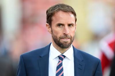 Gareth Southgate, Pelatih Timnas Inggris