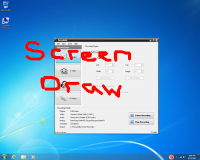 Screen Draw
